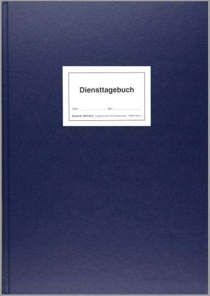 Diensttagebuch