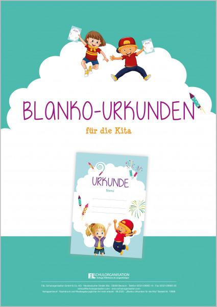 Blanko-Urkunden Kita