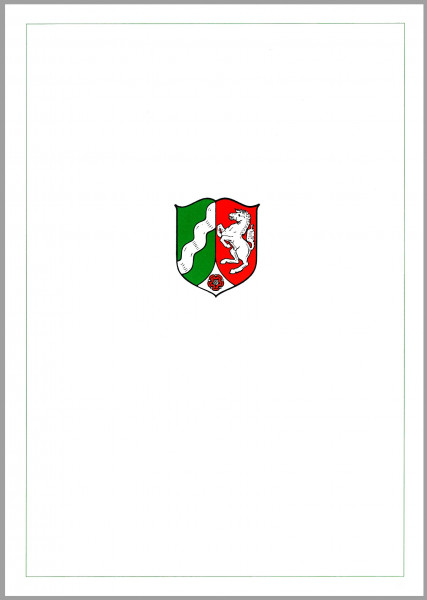 EDV-Wappenpapier plano farbig, DIN-A3