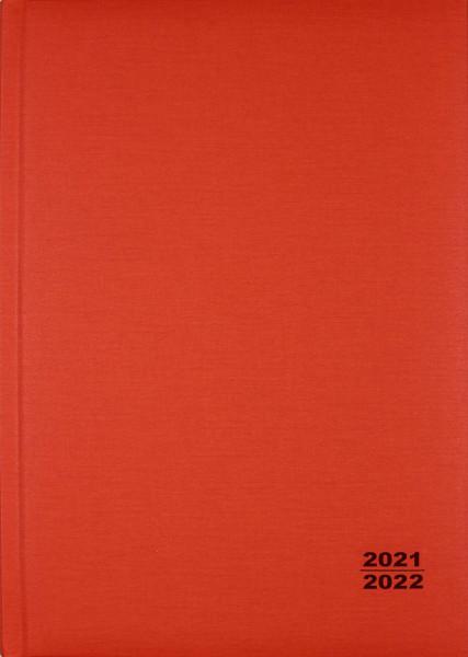 Lehrerkalender Wochenplaner orange Ausgabe 2021/2022