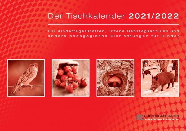 Tischkalender 2021/2022