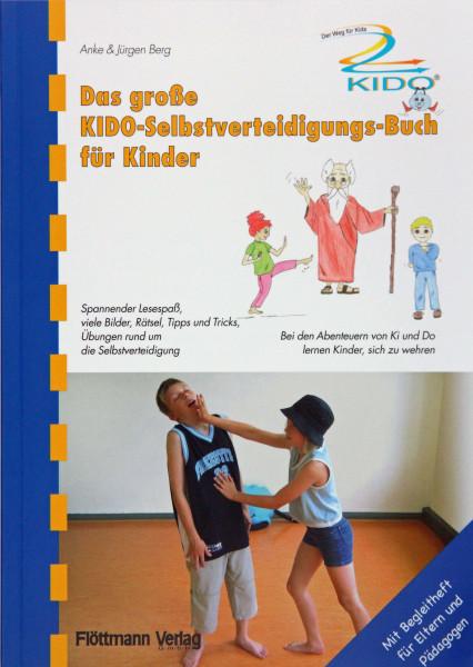 KIDO-Selbstverteidigungsbuch