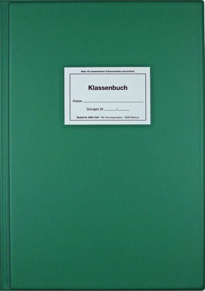 Klassenbuch Klassiker PVC Einband