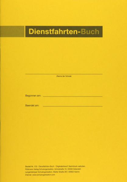Dienstfahrten-Buch