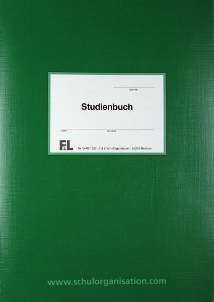 Studienbuch als Sammelmappe