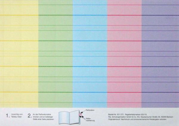 Registerfarbmarken