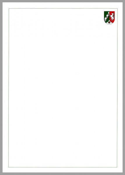 EDV-Wappenpapier farbig, DIN-A4