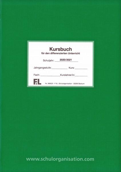 Kursbuch Schuljahr Kalendarium 2020/2021