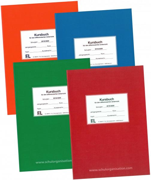 Kursbuch Schuljahr Kalendarium 2019/2020
