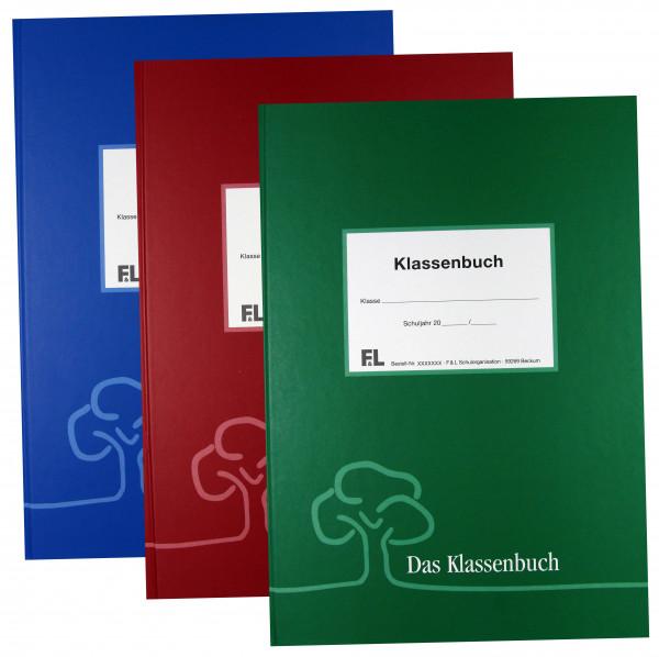 Klassenbuch Buchdecke PVC Frei